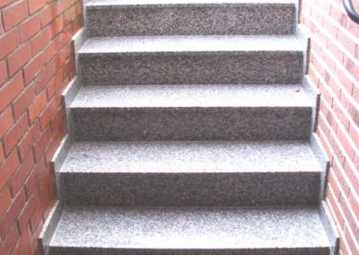 Natursteinarbeiten Treppe