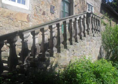 Balustrade Kloster Loccum