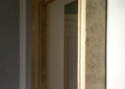 Restaurierungsarbeiten Schloss von Hammerstein / Goslar