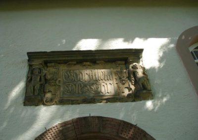Restaurierungsarbeiten Kirche Polle