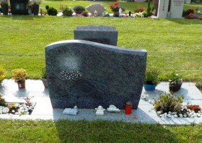 Doppelgräber Granit 0056