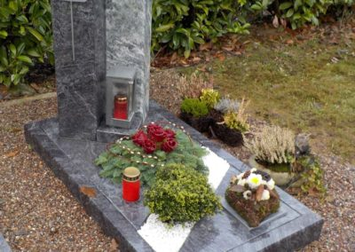 Urnengräber Granit 0036