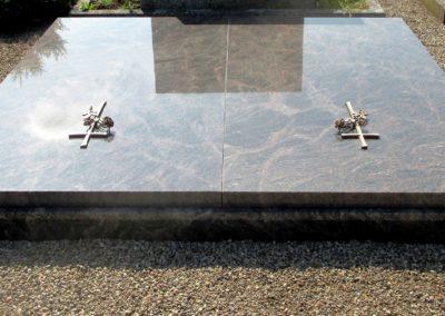 Doppelgräber Granit 0064