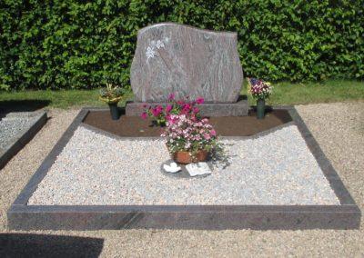 Doppelgräber Granit 0065