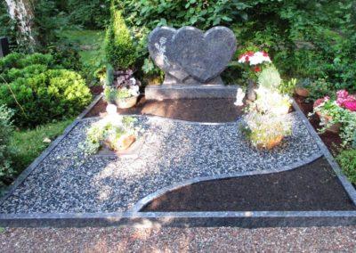 Doppelgräber Granit 0066