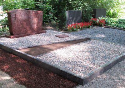 Doppelgräber Granit 0068