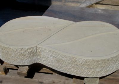 Doppelgräber Sandstein 003