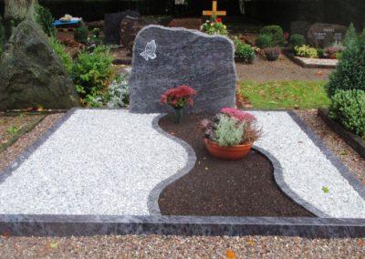 Doppelgräber Granit 0071