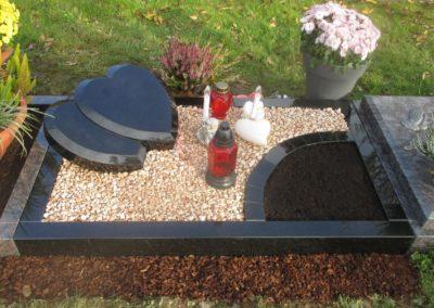 Urnengräber Granit 00134