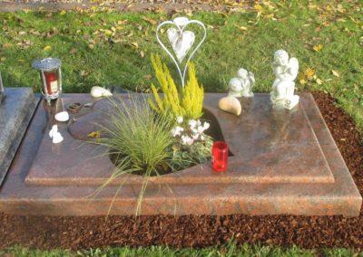 Urnengräber Granit 00135