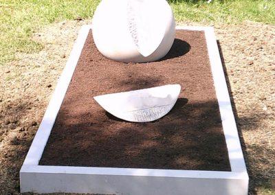 Einzelgräber Sandstein 0010