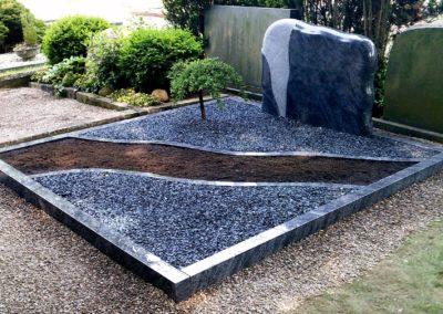 Doppelgräber Granit 002