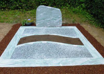 Doppelgräber Granit 003