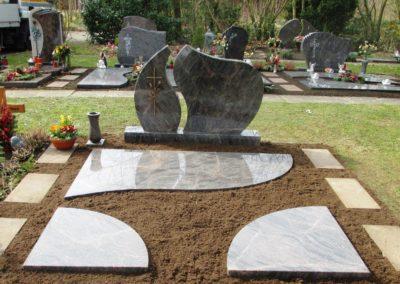 Doppelgräber Granit 0010