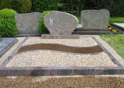 Doppelgräber Granit 0014