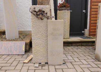 Urnengräber Sandstein 007