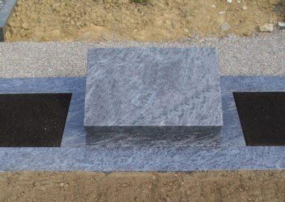 Doppelgräber Granit 0017