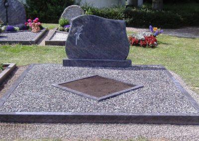 Doppelgräber Granit 0018