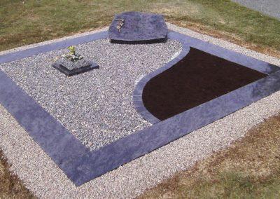 Doppelgräber Granit 0021