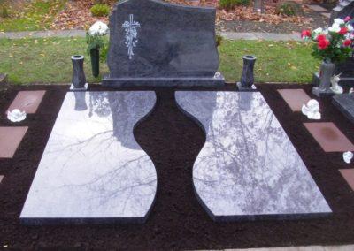 Doppelgräber Granit 0023