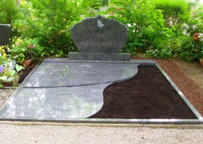 Doppelgräber Granit 0027