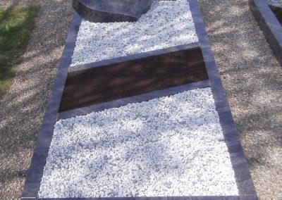 Einzelgräber Granit 0024