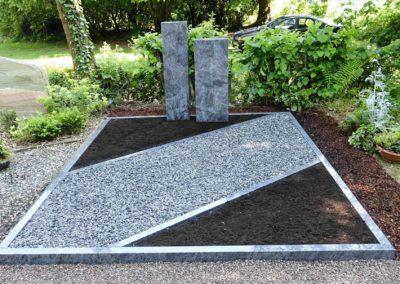 Doppelgräber Granit 0028