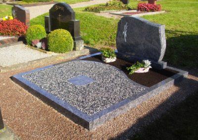Doppelgräber Granit 0029