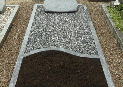 Einzelgräber Granit 0027