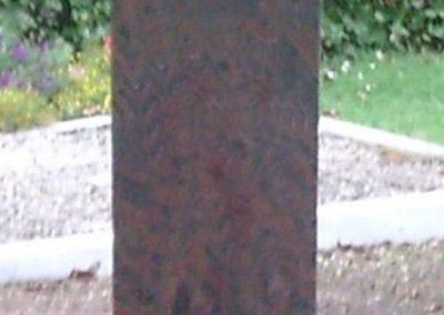 Doppelgräber Granit 0041