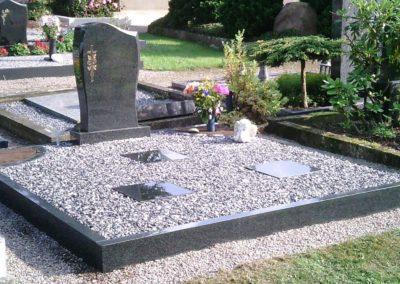 Doppelgräber Granit 0043