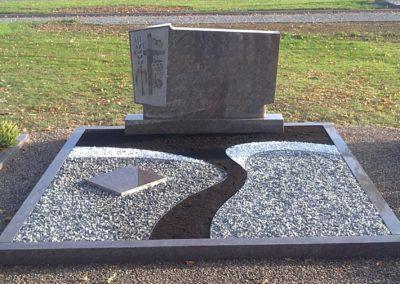 Doppelgräber Granit 0045