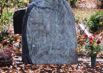 Doppelgräber Granit 0050