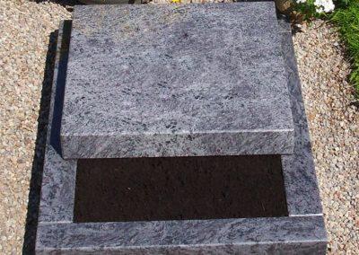 Urnengräber Granit