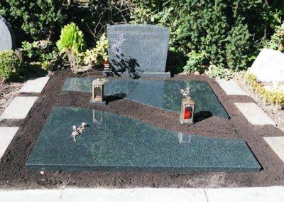 Doppelgräber Granit